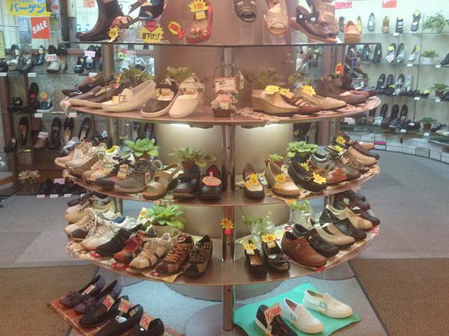 アムール靴店店舗写真